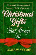 Christmas Gifts That Always Fit Book PDF
