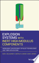 Explosion Systems with Inert High Modulus Components