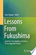 Lessons From Fukushima