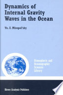 Dynamics Of Internal Gravity Waves In The Ocean Book PDF