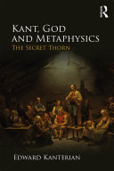 Kant  God and Metaphysics