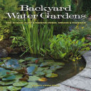 Backyard Water Gardens