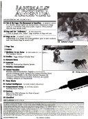 The Animals' Agenda
