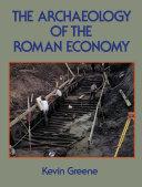 The Archaeology of the Roman Economy