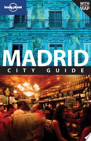 Madrid.+Con+Pianta.+Ediz.+Inglese