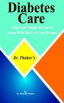 Dr  Thaker   s Diabetes Care