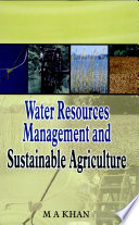 Water Resources Management And Sustainable Agriculture Book PDF