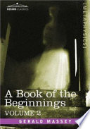 A Book of the Beginnings Book