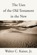 The Uses of the Old Testament in the New Pdf/ePub eBook