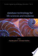 Database Technology for Life Sciences and Medicine