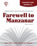 Farewell to Manzanar Teacher Guide Book