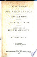 The Sad Fortunes of Rev  Amos Barton