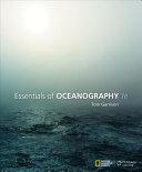 Essentials of Oceanography   Global Geoscience Watch   Coursemate Book