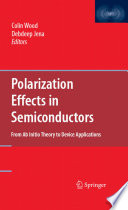 Polarization Effects in Semiconductors Book