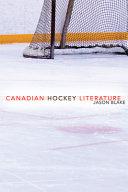 Canadian Hockey Literature