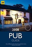 The Pub Guide 2008