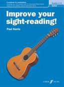 Improve Your Sight-Reading! Guitar, Levels 1--3