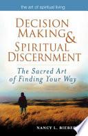 Decision making   Spiritual Discernment Book PDF