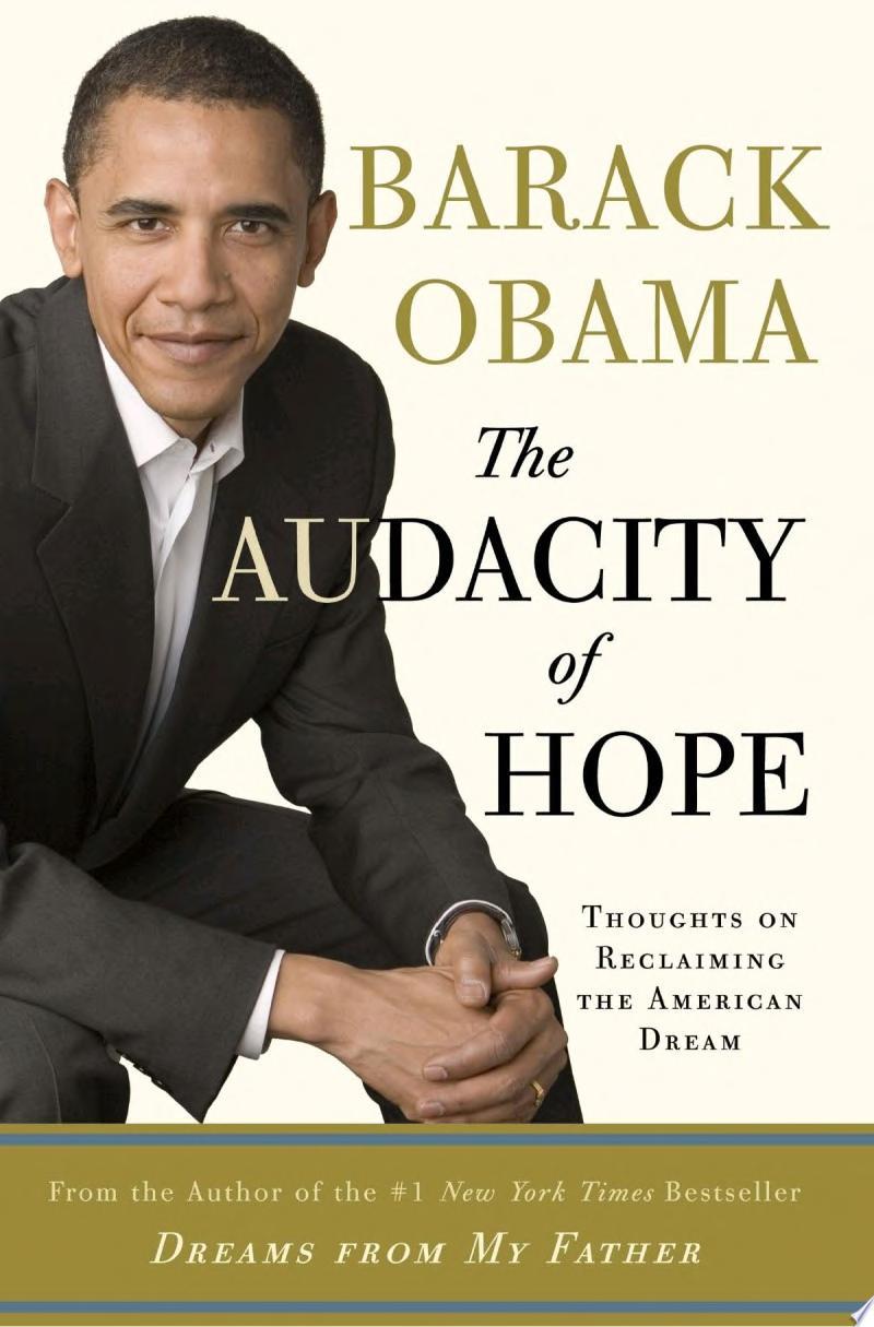 The Audacity of Hope image