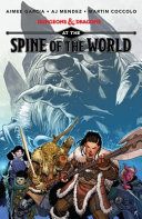Dungeons   Dragons  At the Spine of the World