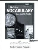 Building Vocabulary  Grade 8  Kit eBook
