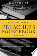 Nelson s Annual Preacher s Sourcebook