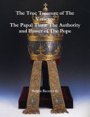 The Papal Tiara  The Authority and Power of The Pope