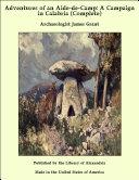 Adventures of an Aide-de-Camp: A Campaign in Calabria (Complete) [Pdf/ePub] eBook
