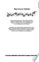 Jazz-Bibliographie