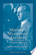 Martin   s Mysterious Accident