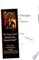 Bulletproof principles for personal success