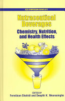 Nutraceutical Beverages Book