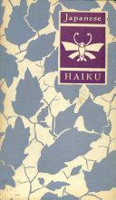 Japanese Haiku ebook