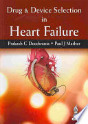 Drug Device Selection In Heart Failure Book PDF