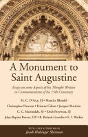A Monument to Saint Augustine