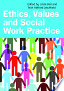 Ebook Ethics Values And Social Work Practice