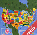 Map of the U.S.A.
