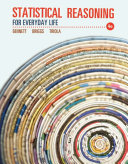 Statistical Reasoning for Everyday Life Book
