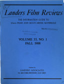 Landers Film Reviews