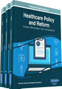 Pdf Healthcare Policy and Reform: Concepts, Methodologies, Tools, and Applications