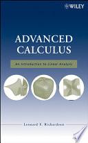 Advanced Calculus [Pdf/ePub] eBook