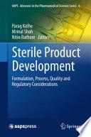 Sterile Product Development Book