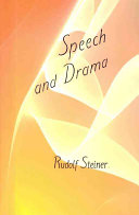 Pdf Speech and Drama Telecharger
