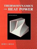Thermodynamics And Heat Power Book PDF