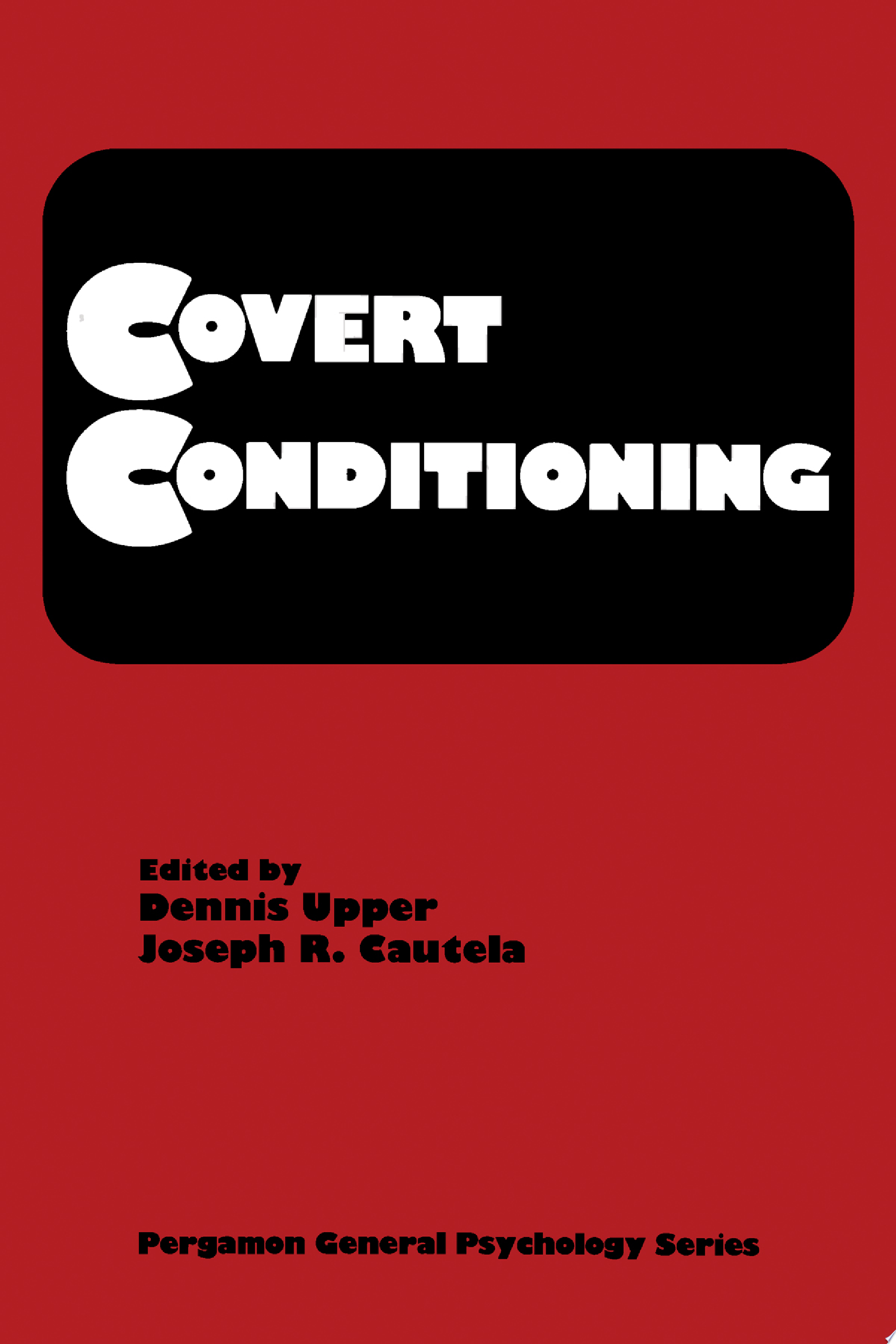 Covert Conditioning