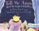 Tell Me Again About the Night I Was Born ebook