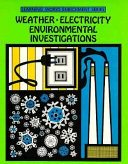 Weather  Electricity  Environmental Investigations