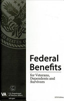 Federal Benefits for Veterans  Dependents and Survivors