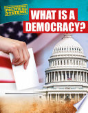 What Is A Democracy
