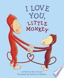 I Love You  Little Monkey